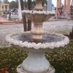 Şadırvan Havuz Beton