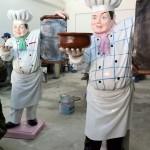 Aşçı Heykelleri
