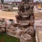 Duvar Taşlı Büyük Havuz