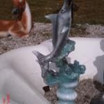 Kaya Balığı Heykeli