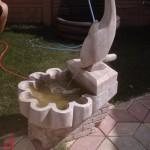 Mermer Balıklı Havuz