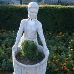 Sepetli Kız Çiçeklik
