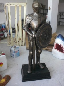 Şövalye Figürü