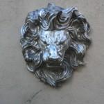 Aslan Kafası Rölyefleri