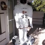 Astronot Heykel