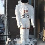 Astronot Heykeli