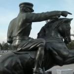 Atatürk At Üzerinde Konsept