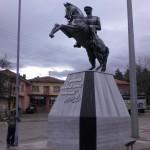Atatürk At Üzerinde Konsepti