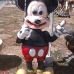 Büyük Miki Heykeli