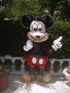 Büyük Miki Maketi