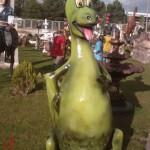Dino Heykeli