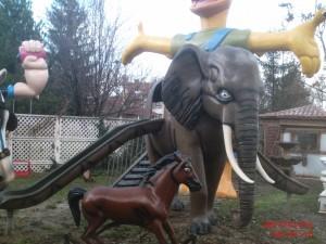 Fil Kaydırak Oyun Grubu