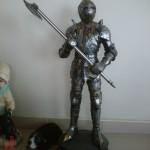 Küçük Şövalye Maketi