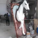 Kır At Rölyef