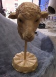 Koyun Başı Heykeli