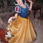 Pamuk Prenses Maketi