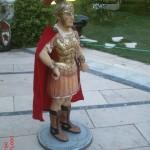 Pelerinli Şövalye Maketi