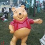 Winnie Pooh Figürü