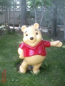Winnie Pooh Maketi