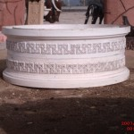 Fiberglass Dekoratif Kuyu