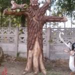 Salıncak Ağaç Fiber