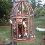 Pinokyo Maketi Kafeste