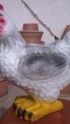 Büyük Tavuk Heykeli