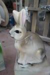Beton Tavşan Maketi