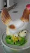 Yavrulu Tavuk Maketi